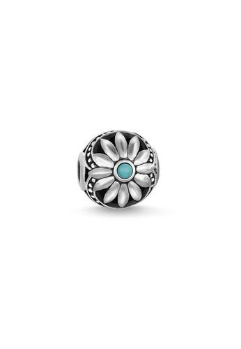 "THOMAS SABO silver Bead ""ethnic"" 26CA9AC0A383C2GS_1"