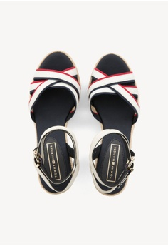 470dc9876 Tommy Hilfiger Iconic Elba Corporate Ribbon S  229.00. Sizes 37 38 39 40