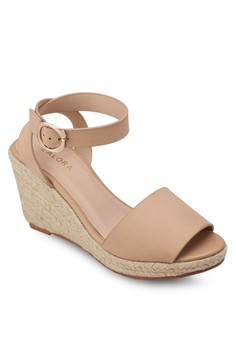 Espdarille Wedge Sandals