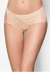 Impression beige Lace Panty IM021US45QFMSG_1
