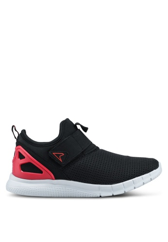Power black Power Mens Running Shoes A1A2FSH8E73B89GS_1