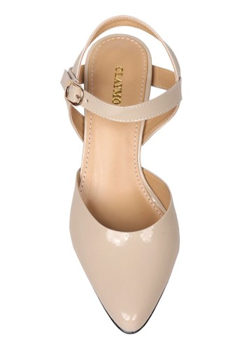 Jual CLAYMORE Claymore sepatu high heels ED 011 Cream Original ... 9be801dbef
