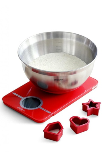 Brabantia red Baking Gift Set with Mixing Bowl 79BA0HL1E7F4A5GS_1