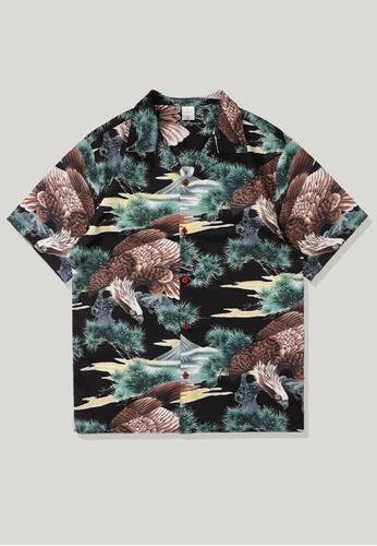 Twenty Eight Shoes Loose Printed Short Shirt MD6025 13D27AA47EFA2BGS_1