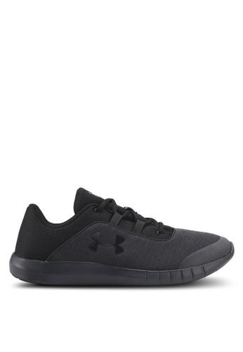 Under Armour black UA Mojo Shoes UN337SH0SU9LMY_1