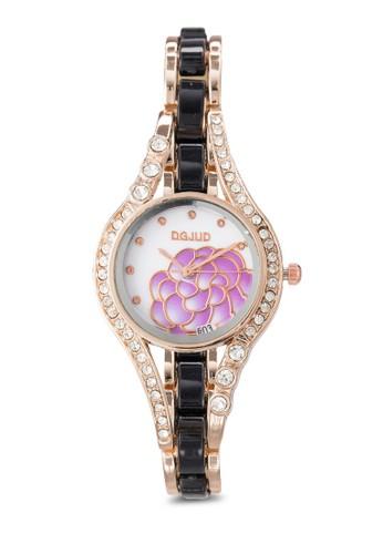 水晶花卉鍊飾手錶, esprit hong kong錶類, 飾品配件