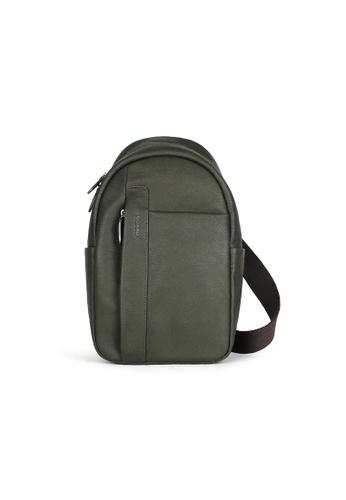 Picard green Picard Buffalo Bi Directional Strap Backpack 3B3CFAC9B5B8DBGS_1