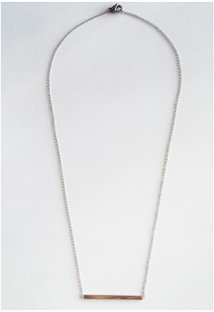 Stainless Bar Necklace