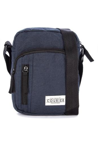 3dd393a660f5 Shop Courier Plain Sling Bag Online on ZALORA Philippines