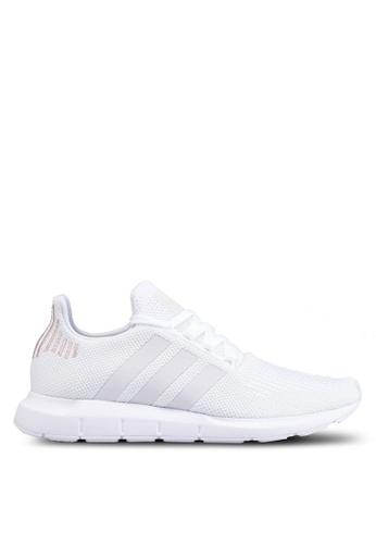 adidas white adidas originals swift run w DCCF3SH89F578BGS_1