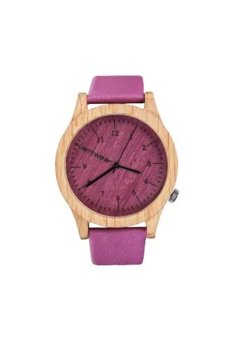 傳承系列歐洲esprit 高雄粉橡木錶, 錶類, 時尚型