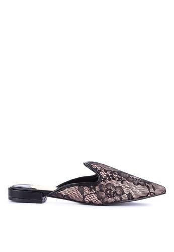 c4308431757 Shop Primadonna Flat Pointed Toe Mules Online on ZALORA Philippines