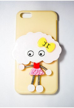 Cute Girl Case for iPhone 5C