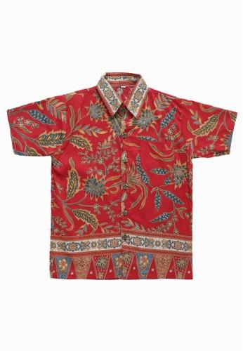 WINGGO red WINGGO Raka Batik Kids 1DF92KA385BB4AGS_1