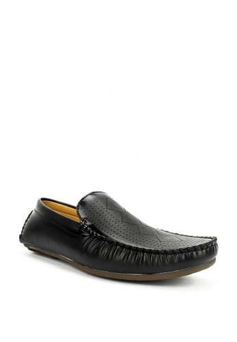 Mario D' boro Runway black Cyrus Casual Shoes B10C5SH146A4E6GS_1