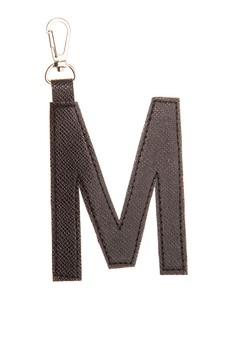 Letter M Milano Key Holder