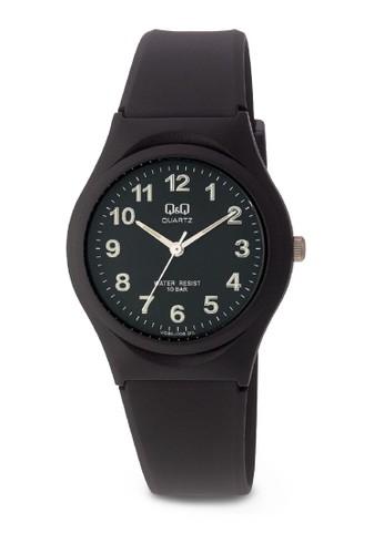 Q&Q VQ86J0esprit台灣網頁09 數字防水休閒手錶, 錶類, 其它錶帶