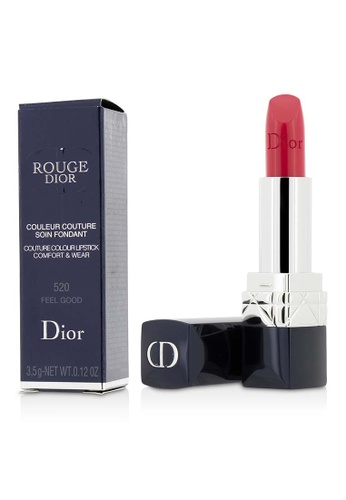 Christian Dior CHRISTIAN DIOR - Rouge Dior Couture Colour Comfort & Wear Lipstick - # 520 Feel Good 3.5g/0.12oz 7CA93BEB29AB56GS_1