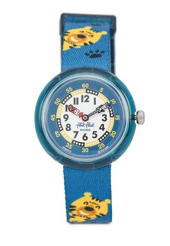 Flik Flak blue Pawsome Watch F9638KC044D1C8GS_1