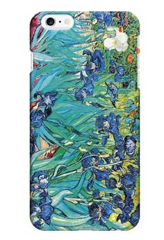 Irises Matte Hard Case for iPhone 6 Plus