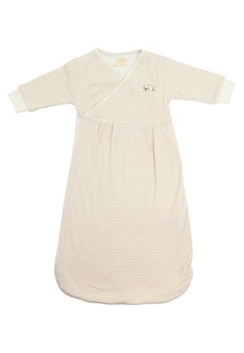 Bebeganic multi 100% Natural Cotton Sleeping Bag E1874KC4180BA1GS_1