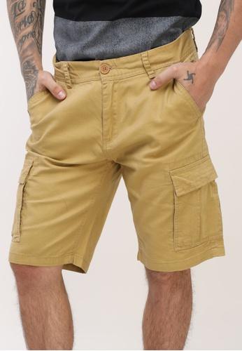 Fubu Boys beige Cargo Shorts 521CDAACF93EE6GS_1