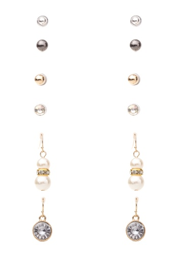 Kimberley multi Plain Dangling Set KI026AC77FKCPH_1