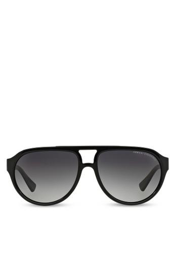 Armani Forever Young 鑄模偏光太陽眼鏡, esprit 香港飾品配件, 飾品配件