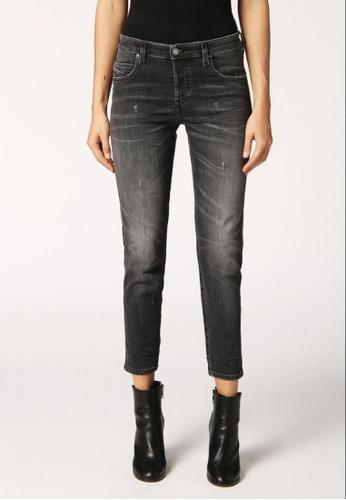 Diesel black Babhila Skinny Fit Jeans DI095AA0GYLTSG_1