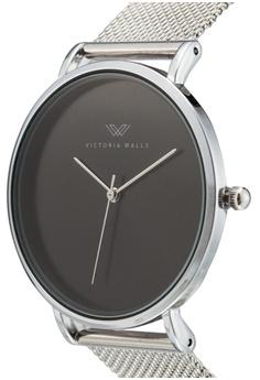 2eecb2b927 Victoria Walls Watches Designer Watch-Elegant Milanese Mesh Strap RM  210.00. Sizes One Size