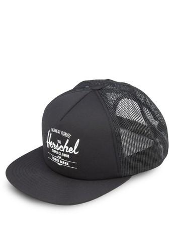 Whaler 網眼拼接平沿帽,esprit台灣網頁 飾品配件, 帽飾