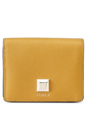 Furla yellow Furla Mimi' S Bi-Fold 7787FACFE314D5GS_1