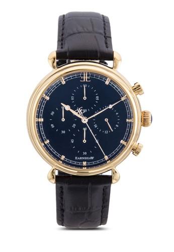 大日曆zalora 手錶計時皮革手錶, 錶類, 飾品配件