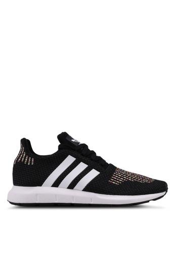 adidas black adidas originals swift run w AD372SH0SUVTMY_1