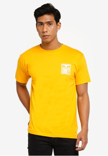 99bf1cd3 Buy OBEY Obey Eyes Icon Tee Online on ZALORA Singapore