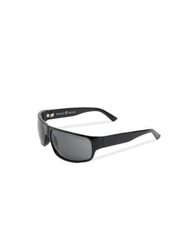 Sensolatino Eyewear Sensolatino眼镜意大利制造Mod。 Locatelli黑色镜框配黑色镜片 A5665GL7742F1FGS_1