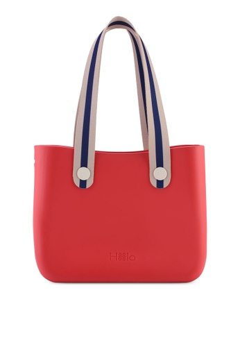 Hoola Hoola pink Alma Tote Sport - Pink Punch A89F6ACBE5156EGS_1