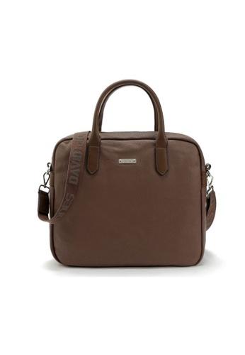 LULUGIFT grey OL European Fashion PU Leather Grey Shoulder Sling Bag LU989AC09CPIMY_1