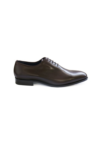 Jonathan Abel brown Jonathan Abel Churchill Oxford in Chocolate 76033SH29EB431GS_1