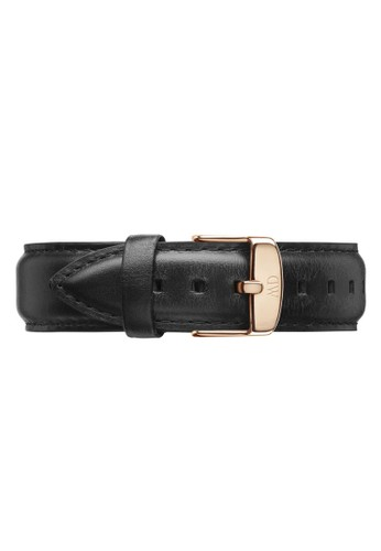 Daniel Wellington black Wristband Classic Sheffield DA965AC32AETID_1