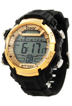 harga I12-1928 Jam Tangan Sport, Exhibition Watch Zalora.co.id