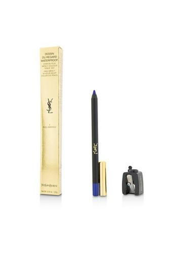 Yves Saint Laurent YVES SAINT LAURENT - Dessin Du Regard Waterproof High Impact Color Eye Pencil - # 3 Bleu Impatient 1.2g/0.04oz 2BD47BE378CC88GS_1