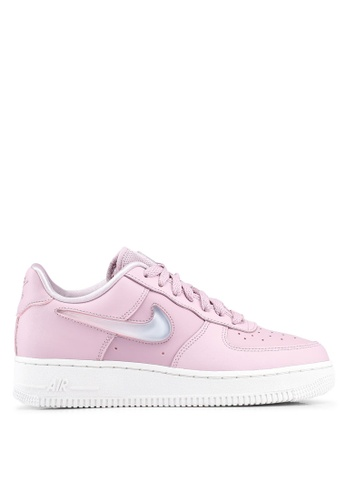 big sale 4aeee 80c5d Nike pink Nike Air Force 1  07 SE Premium Shoes 6DAEFSH92A6375GS 1