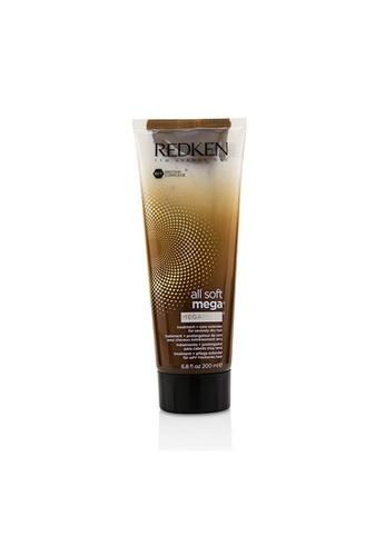 REDKEN REDKEN - All Soft Mega Mega Mask (For Severely Dry Hair) 200ml/6.8oz 7A22ABE207E27DGS_1