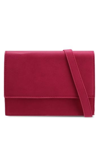 Pieces pink Miriam Cross Body Bag C0DC0AC2F9721CGS_1