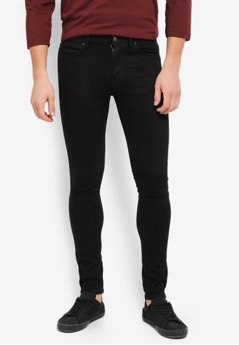 MANGO Man black Skinny Jude Jeans MA449AA0T1EEMY_1