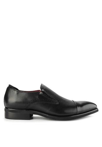 Obermain black Axel Victor - Slip On 7E4CASH10825D5GS_1