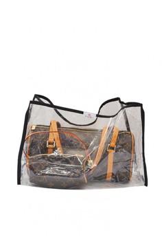 10 x 15 Bag Filer Black Detailing