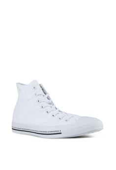 aff4617b4609 40% OFF Converse Chuck Taylor All Star Hi Sneakers RM 269.00 NOW RM 161.90  Available in several sizes