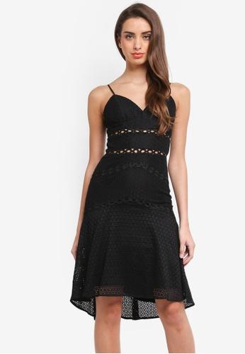 Bardot black Ariana Dress BA332AA0ST95MY_1